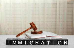 immigration law concept for immigration application help