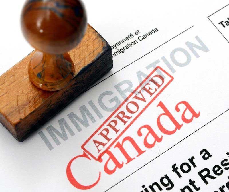 droit de l'immigration, demande de visa canadien